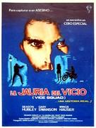 Vice Squad - Spanish Movie Poster (xs thumbnail)
