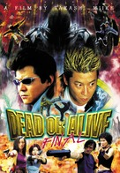 Dead or Alive: Final - Movie Cover (xs thumbnail)