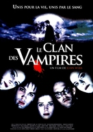 Vampire Clan - French Movie Poster (xs thumbnail)