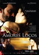 Amores locos - Spanish Movie Poster (xs thumbnail)