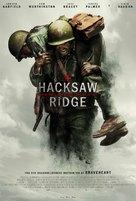 Hacksaw Ridge - Danish Movie Poster (xs thumbnail)