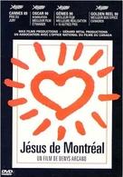 Jésus de Montréal - French DVD cover (xs thumbnail)