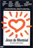 Jésus de Montréal - French DVD movie cover (xs thumbnail)