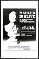 Mahler - Movie Poster (xs thumbnail)