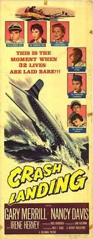 Crash Landing - Movie Poster (xs thumbnail)