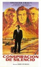 Bad Day at Black Rock - Spanish Movie Cover (xs thumbnail)