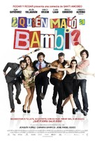 ¿Quién mató a Bambi? - Spanish Movie Poster (xs thumbnail)