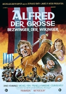 Alfred the Great - German Movie Poster (xs thumbnail)