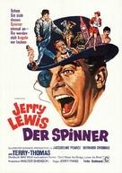Don't Raise the Bridge, Lower the River - German Movie Poster (xs thumbnail)