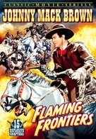 Flaming Frontiers - Movie Cover (xs thumbnail)