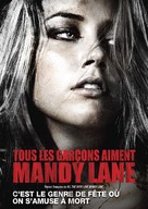 All the Boys Love Mandy Lane - Canadian DVD movie cover (xs thumbnail)