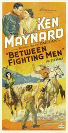 Between Fighting Men - Movie Poster (xs thumbnail)
