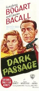 Dark Passage - Australian Movie Poster (xs thumbnail)