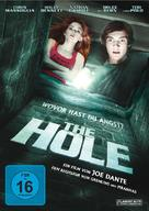 The Hole - German DVD cover (xs thumbnail)