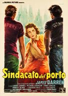 Rumble on the Docks - Italian Movie Poster (xs thumbnail)