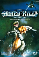 Hired to Kill - German DVD movie cover (xs thumbnail)