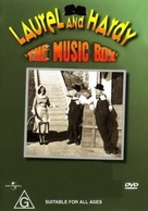 The Music Box - Australian DVD cover (xs thumbnail)