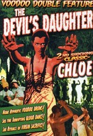 The Devil's Daughter - DVD movie cover (xs thumbnail)
