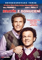Step Brothers - Czech Movie Cover (xs thumbnail)