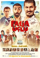 Facia Üçlü - Turkish Movie Poster (xs thumbnail)
