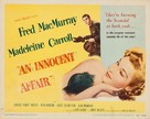 An Innocent Affair - Movie Poster (xs thumbnail)
