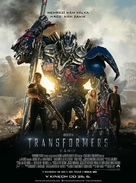 Transformers: Age of Extinction - Czech Movie Poster (xs thumbnail)