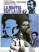 Il giorno della civetta - French Movie Poster (xs thumbnail)