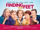 Finding Your Feet - British Movie Poster (xs thumbnail)