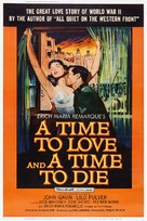 A Time to Love and a Time to Die - Movie Poster (xs thumbnail)