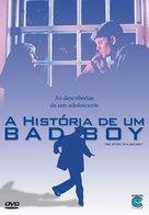 Story of a Bad Boy - Brazilian DVD cover (xs thumbnail)