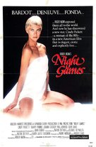 Night Games - Canadian Movie Poster (xs thumbnail)