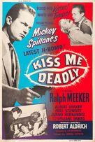 Kiss Me Deadly - Movie Poster (xs thumbnail)
