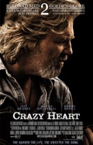 Crazy Heart - Swedish Movie Poster (xs thumbnail)
