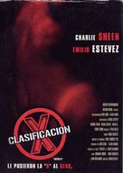 Rated X - Spanish Movie Poster (xs thumbnail)