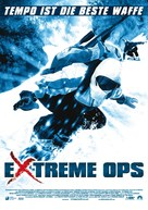 Extreme Ops - German Movie Poster (xs thumbnail)