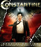 Constantine - Blu-Ray cover (xs thumbnail)