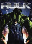 The Incredible Hulk - Colombian Movie Cover (xs thumbnail)