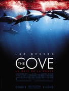 The Cove - French Movie Poster (xs thumbnail)