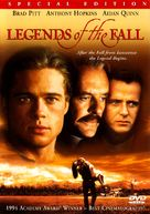 Legends Of The Fall - DVD movie cover (xs thumbnail)