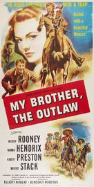 My Outlaw Brother - Movie Poster (xs thumbnail)