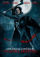 Abraham Lincoln: Vampire Hunter - Movie Cover (xs thumbnail)