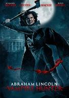 Abraham Lincoln: Vampire Hunter - Movie Cover (xs thumbnail)