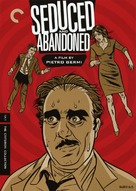 Sedotta e abbandonata - DVD movie cover (xs thumbnail)