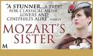 Nannerl, la soeur de Mozart - Movie Poster (xs thumbnail)