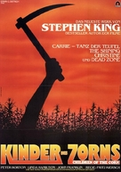 Children of the Corn - German Movie Poster (xs thumbnail)