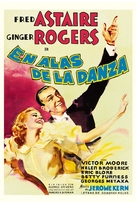 Swing Time - Mexican DVD movie cover (xs thumbnail)