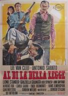 Al di là della legge - Italian Movie Poster (xs thumbnail)