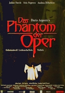 Il fantasma dell'opera - German Movie Poster (xs thumbnail)