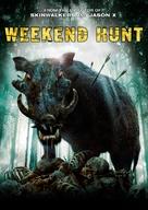 Pig Hunt - Swedish Movie Poster (xs thumbnail)