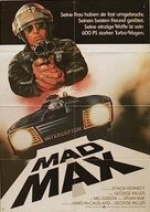 Mad Max - German Movie Poster (xs thumbnail)